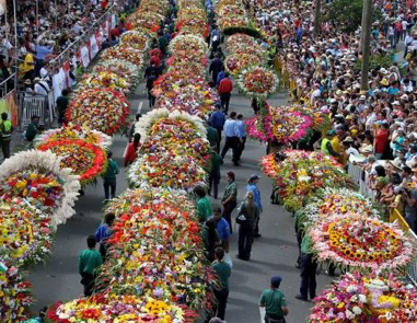 Festival of the Flowers, Medellin