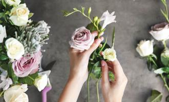 You can boost your profits by decreasing your floral designer's responsibilities to only floral design.