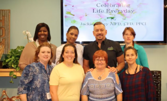 CELEBRATING LIFE WITH JACKIE LACEY